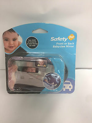 Safety 1st Front or Back Babyview Mirror