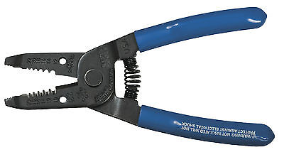 Klein Tools 1011 Wire Stripper/Cutter - 10-20, 12-22 AWG