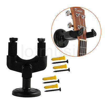 Kmise Guitar Hook Hanger Holder Wall Mount Stand Rack Bracket Electric Guitar