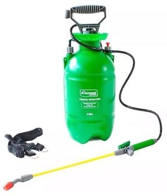 Kingfisher PSFENCE 5L Litre Fence Pressure Sprayer With Lance Wood Decking Paint