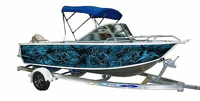 Davey Jones Locker  Full Boat Wrap (Includes Left And Right ) Profiles