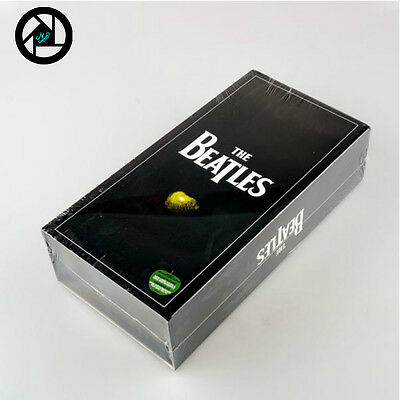 Limited Version the Beatles Set 16 CD +1 DVD Stereo Box Album Band Collection