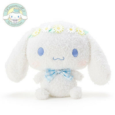 Sanrio Cinnamoroll 15th Anniversary Plush Doll (Daisy)