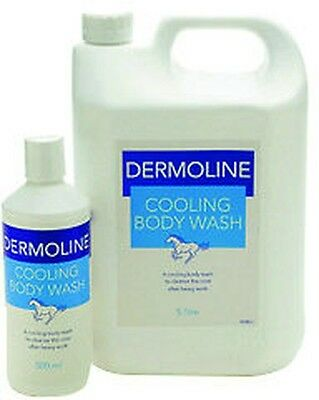 Dermoline Cooling Body Wash - Shampoos & Conditioners