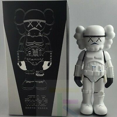 Kaws Star Wars Figure Storm Trooper For The Collector Great Replica