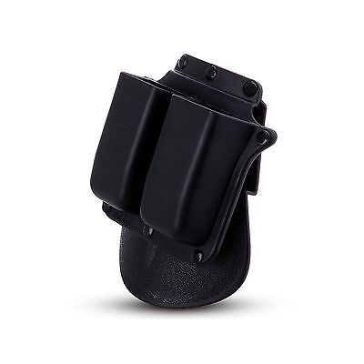 AGPtekQuick Tactical Right Hand Holster & Magazine Pouch for Glock 17/22/... New