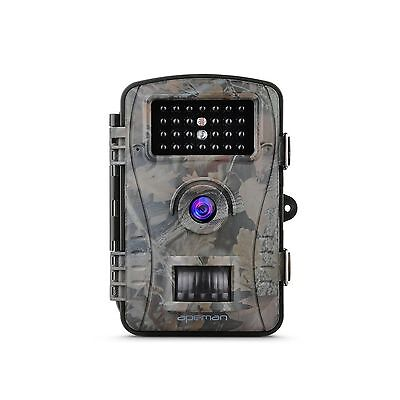 APEMAN Trail Camera Hunting Game Camera with Infrared Night Version 2.4 i... New