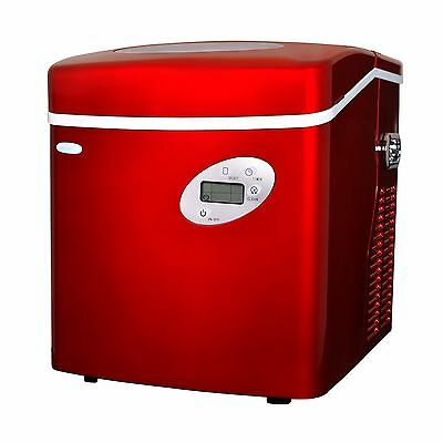 NewAir AI-215R Red Portable Ice Maker New