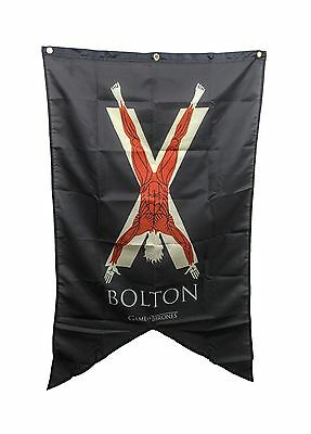Game Of Thrones Bolton Family Banner New