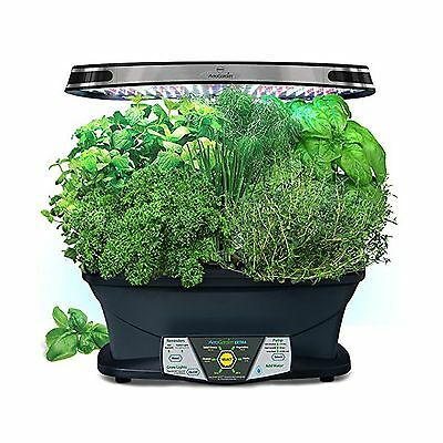Miracle-Gro AeroGarden Extra (LED) with Gourmet Herb Seed Pod Kit New
