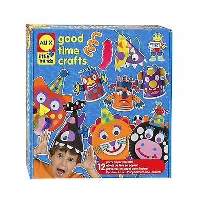 ALEX Toys - Early Learning Good Time Craft - Little Hands 1420 New