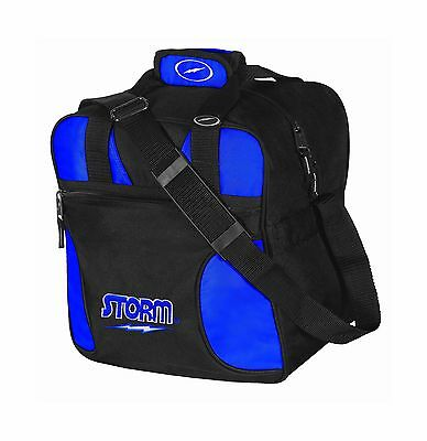 Storm Solo Bowling Bag 1-Ball Royal New