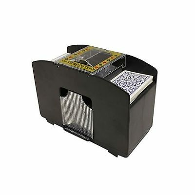 Brybelly GSHU-002 Four Deck Automatic Card Shuffler New