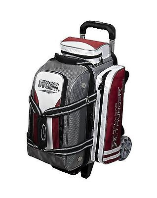 Storm Rolling Thunder Bowling Bag 2-Ball Red New