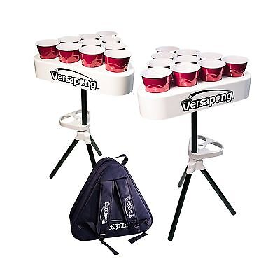 Versapong Portable Beer Pong Table / Tailgate Game New