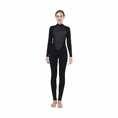 3mm Girls CR Neoprene Wetsuit Diving Surfing Suit Women (X-Large) X-Large New