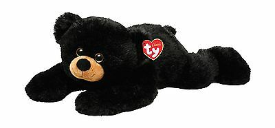 Ty Classic Plush Paws - Black Bear New