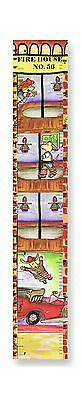 The Kids Room by Stupell Firehouse No. 56 Growth Chart New