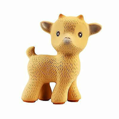 CaaOcho Friends Teething Toy Sola The Goat Tan New