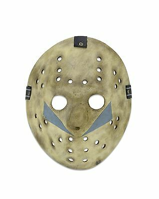 NECA 39703 Friday The 13th-Prop Replica-Part 5:A New Beginning Jason Mask New