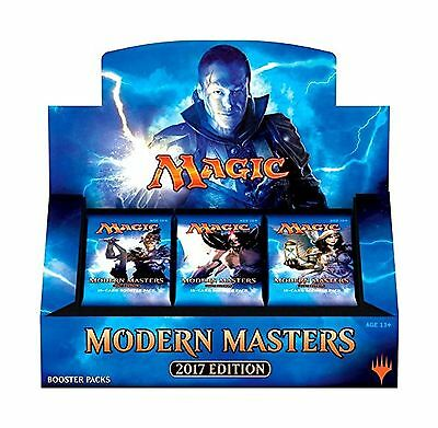 Magic The Gathering: Modern Masters 2017 Booster Display Box New