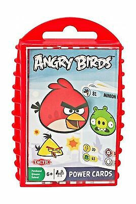 Angry Birds Power Cards New