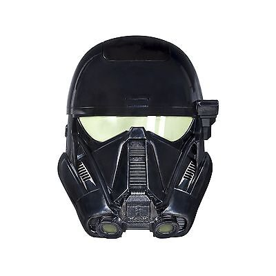 Star Wars: Rogue One Imperial Death Trooper Voice Changer Mask New