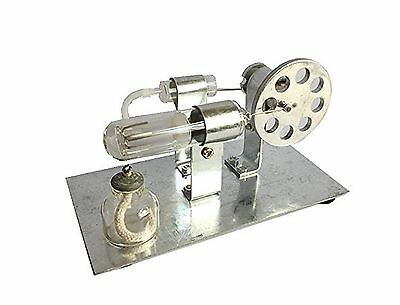 Goodlife623 New Mini Stirling Engine Model Hot Air Steam Powered Toy Phys... New