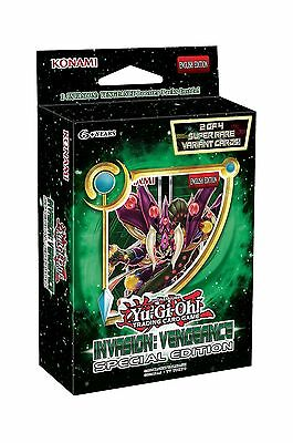 Invasion Vengeance Special Edition New