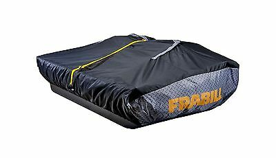 Frabill Cover-Small Shelters (Recon Recruit) 6401 Grey/Black New