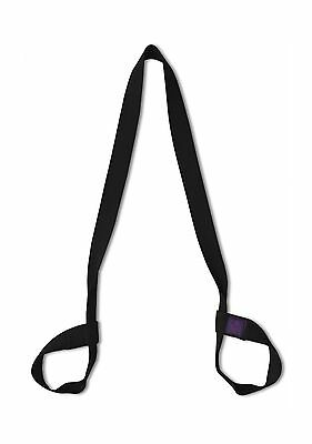 Clever Yoga Mat Strap Sling Adjustable Made With The Best Durable Cotton ... New