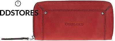 Kesslord 21541 Portefeuille Rouge Cr