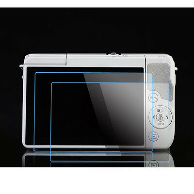 High Quality Premium Tempered Glass Screen Protector For Canon M10 M3 G1X2 Camer