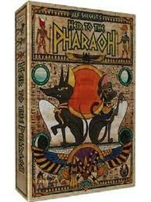 Heir To The Pharaoh Board Game Brand New & Sealed Cheap!!