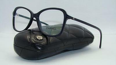 New In Box CHANEL 3336 1426 Dark Blue Brille Glasses Eyeglasses Frames Size 52