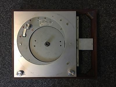 Thorens Td 150 Mk Ii Chassis With Motor 50 Hz For Spares Or Repair