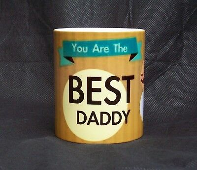 Dad Mug You Are The Best Daddy Ceramic Mug Gift Birthday Present Fathers Day