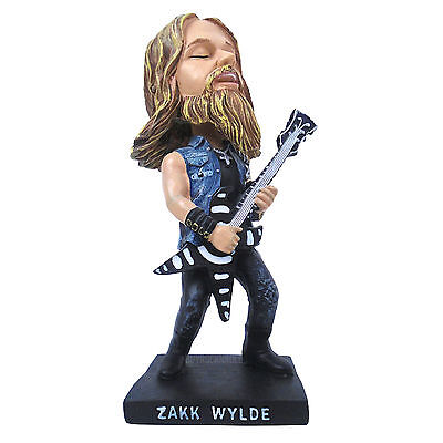 Zakk Wylde Collectible: 2015 Guitar Gods Limited Edition of 1500 BobbleHead