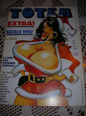 Totem  Extra  Natale  1992