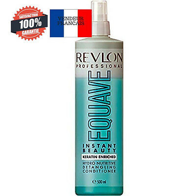 Revlon - Equave Spray Hydro Nutritive Detangling Conditioner keratine 500ml