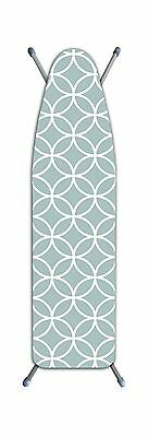 Westex IB0305 Deluxe Ironing Board Cover Grey Circles New