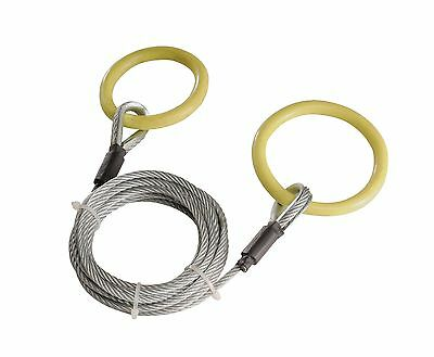 Timber Tuff TMW-38 Log Choker Cable with Tow Ring New