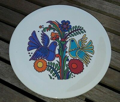 Villeroy and Boch 'Acapulco' salad / side plate