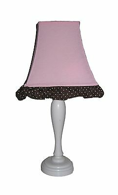 Nursery-To-Go Lamp Shade in Pam's Petals New