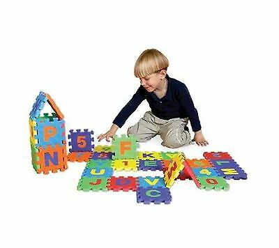 Edushape Mini Edu Tiles - Numbers - (10 pcs) New