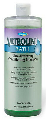 Horse Health Products Vetrolin Bath - 1.7L - Shampoos & Conditioners