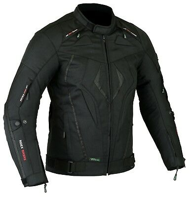 AirPass Motorbiker Motorcycle Jacket Waterproof Protection with Armours