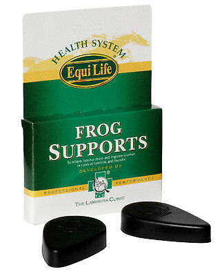 Life Data Tlc Frog Supports - Pair - Hoof Care