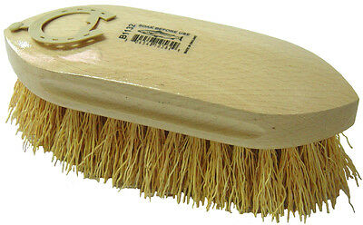 Bass Brooms Equerry Dandy Brush Medium - Mexican Whisk - Grooming