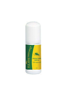 Fly Away Defleqt Roll-On - 50ml - fly, Louse & Insect Control